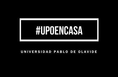 #UPOENCASA