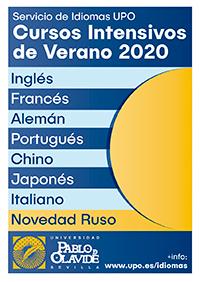 Cursos de Verano de Idiomas en la UPO