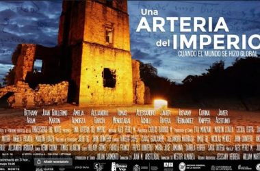 Una arteria del imperio-cartel documental