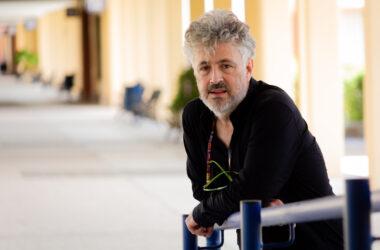 José María Valcuende, profesor de la Universidad Pablo de Olavide
