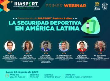 'La seguridad deportiva en América Latina' @ Online