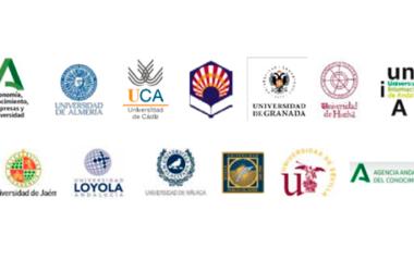 logos universidades de Andalucía
