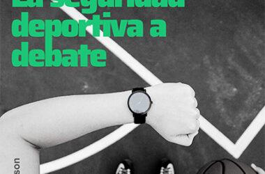 portada libro: 'la seguridad deportiva a debate'