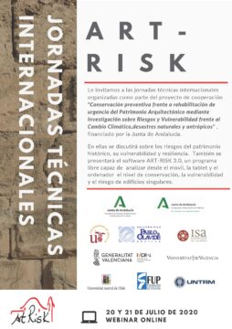 Jornadas Técnicas Internacionales ART-RISK @ Online