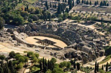 vista de Itálica