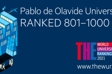 La UPO en la posición 801-1000 del World University Rankings 2021