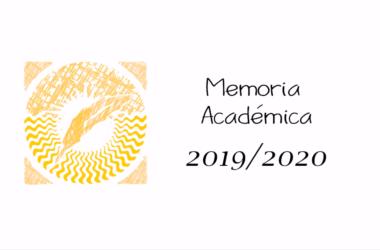 memoria académica de la UPO, curso 2019/20