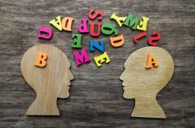ilustración sobre bilingüismo