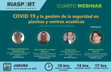 COVID-19 y la gestión de la seguridad en piscinas y centros acuáticos. Respuestas desde Iberoamérica @ Online - Universidad Pablo de Olavide