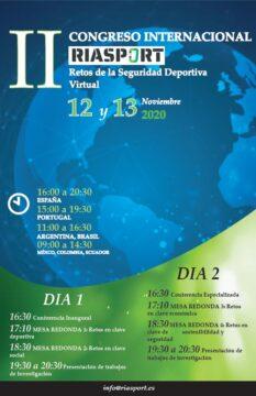 II Congreso Internacional RIASPORT @ Online - Universidad Pablo de Olavide