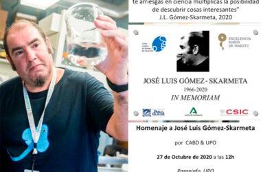 Homenaje a José Luís Gómez-Skarmeta