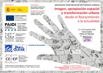 Seminario Internacional de Historia Urbana @ Online - Universidad Pablo de Olavide