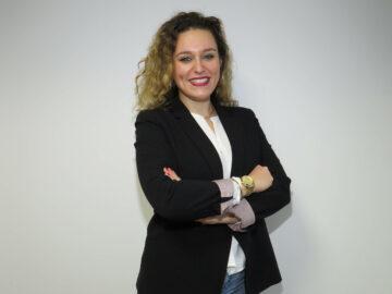 Alba María Aragón Morales, egresada del Doble Grado en Sociología y Ciencias Políticas.
