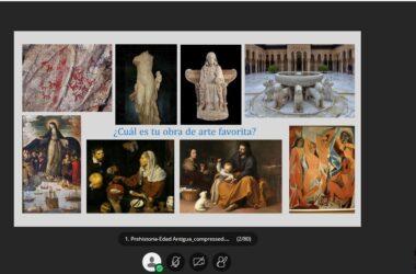 seminario Arte e Historia del Aula Abierta de Mayores