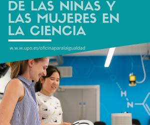 Día Internacional de la Mujer y la Niña en la Ciencia -11 de febrero