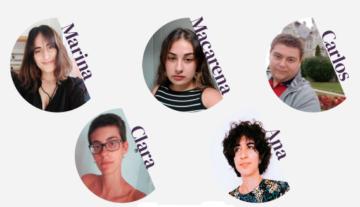 Editoras de La Pluma Violeta