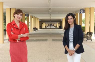 Pilar Giráldez-Puig y Emma Berenguer
