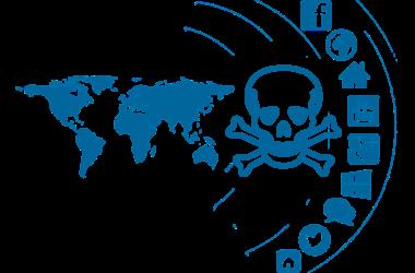 ilustración sobre terrorismo e internet