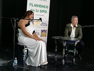 Lela Soto y Francisco García Rey