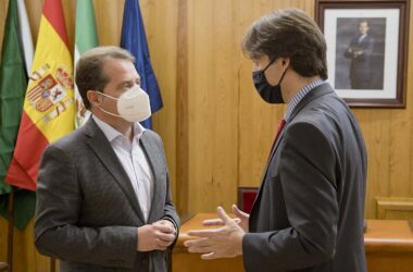 Antonio Conde y Francisco Oli