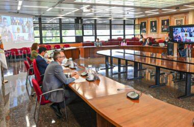 Reunión virtual de la Red en la Universidad Politécnica de Valencia