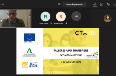 Taller UPO Transfiere – Economía Digital