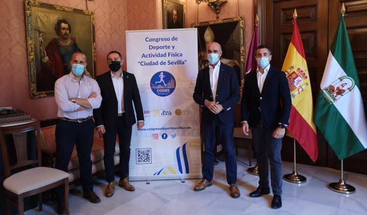 Presentación de CODES 21 en el Ayuntamiento de Sevilla