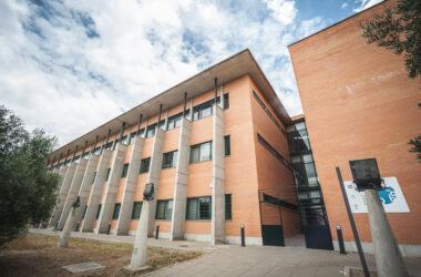 vista del CABD en el campus de la UPO