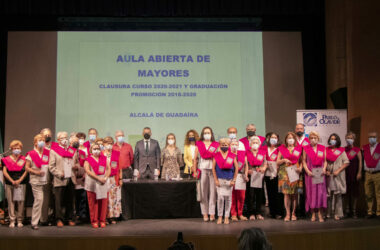 Clausura en Alcalá de Guadaíra