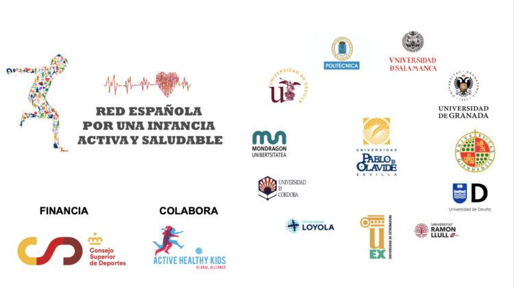 REIAS: Red Española por una Infancia Activa y Saludable