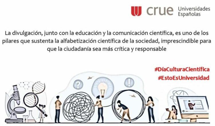 Día Internacional de la Cultura Científica (DICC)