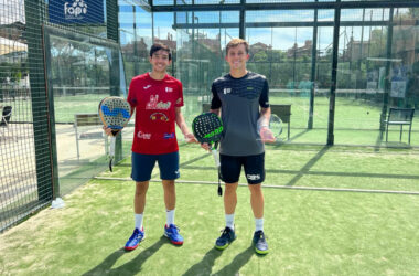 Álvaro Meléndez Amaya y Mario del Castillo