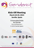 Kick off meeting sevilla gendercit