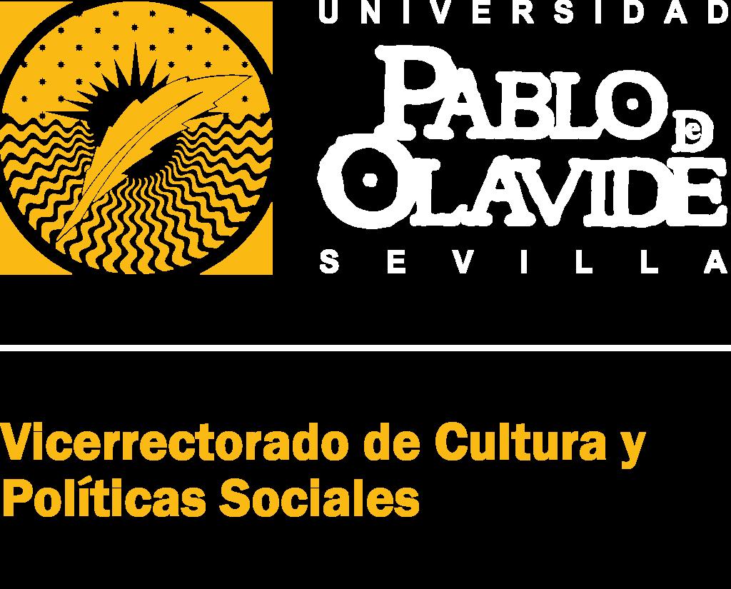 Logo Vicerrectorado de Cultura y Políticas Sociales