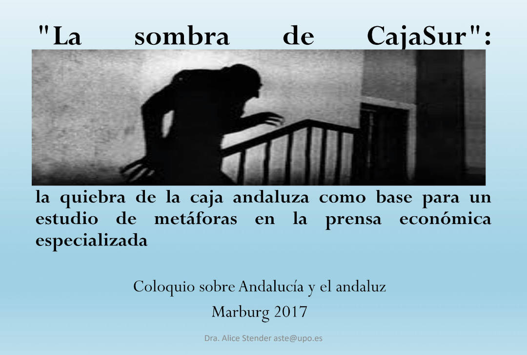 Investigando el Andaluz Presentación