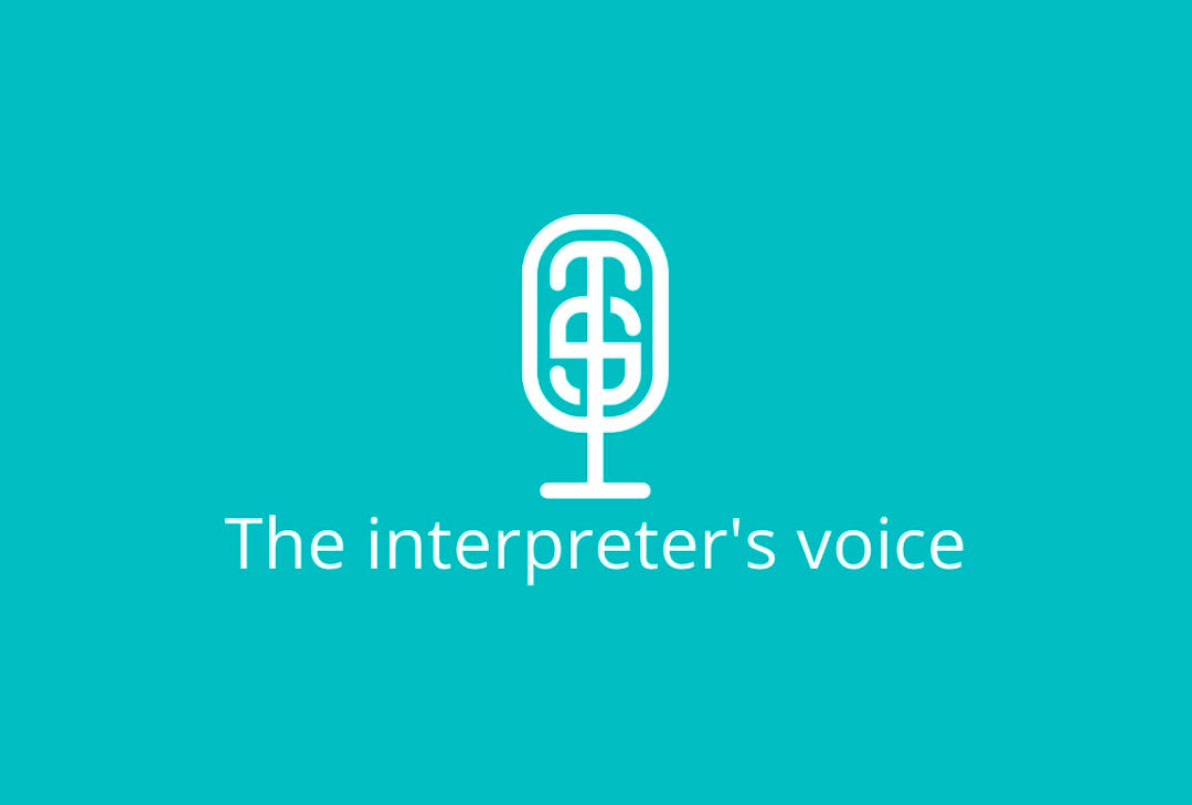 The Interpreters Voice Logo