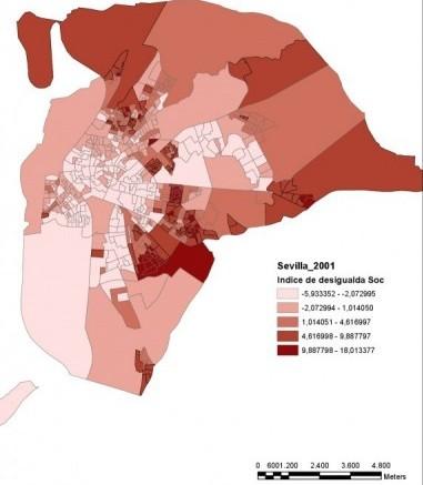 Publicado artículo  «El Análisis de la Desigualdad Urbana Propuesta y validación de un índice de nivel socioeconómico en áreas urbanas españolas (1991-2001)»