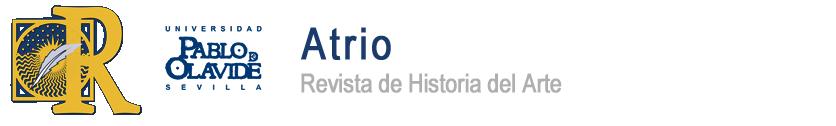 Atrio. Revista de Historia del Arte