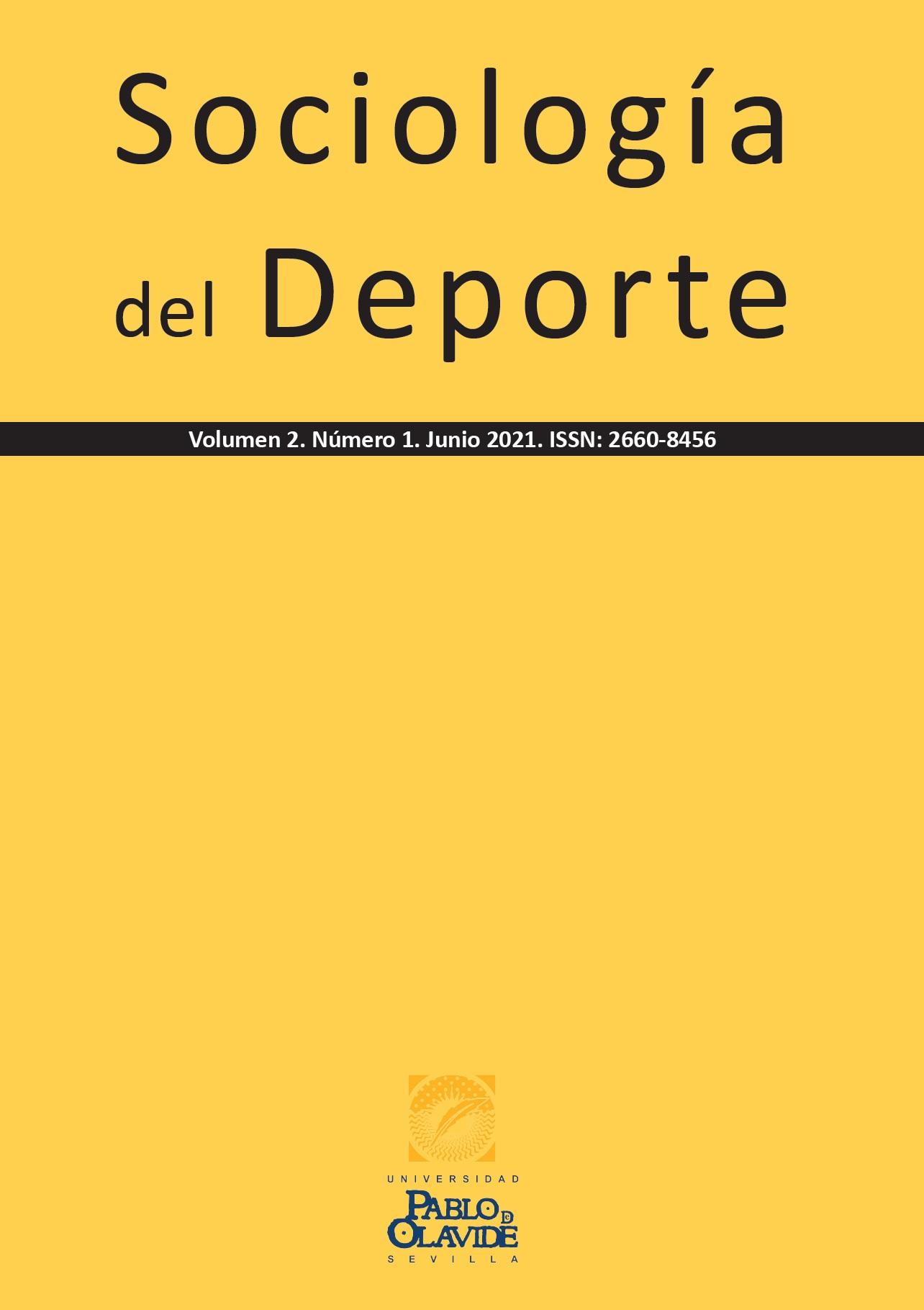 Sociología del Deporte, Volumen 2, Número 1, Junio 2021