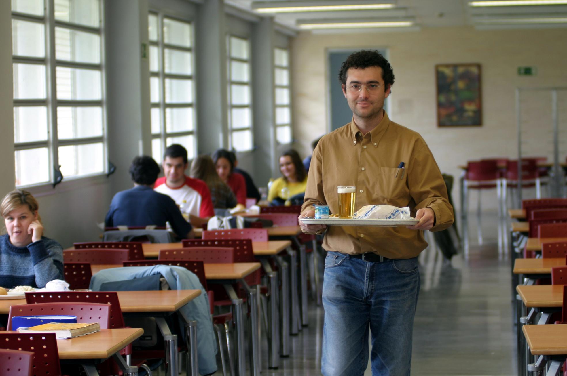 Emejing Menu Comedores Universitarios Ideas - Casas: Ideas & diseños ...