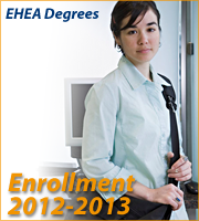 Enrollment: EHEA bachelor's degree 2012-13
